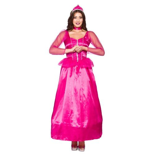 Ladies Darling Princess Costume for Royal Fairytale Beautiful Hero Fancy Dress